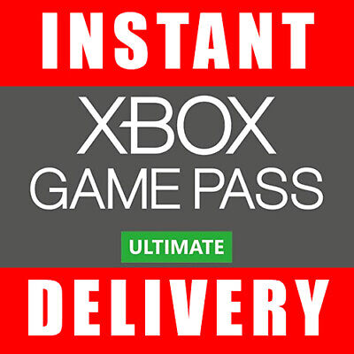$2.45 • Buy Xbox Game Pass Ultimate 14 Day Code Xbox One PC 2 Weeks Trial - Xbox Live 14 Day