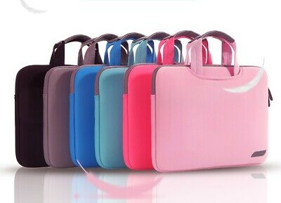 AU23.99 • Buy Brief Laptop Sleeve Case Bag Carry For MacBook Lenovo HP 11 12 13 15 15.6 Pouch