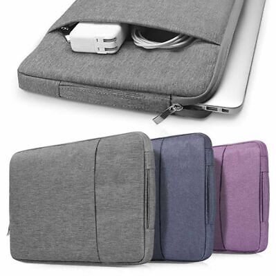 $13.91 • Buy Laptop Wool Felt Sleeve Case Cover Bag For MacBook Pro Retina & Air 11 12 13inch
