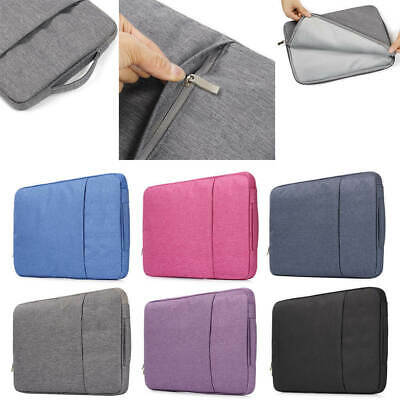 £9.95 • Buy For Apple Macbook Air/Pro/Retina IPad Laptop Carrying Protective Sleeve Case Bag