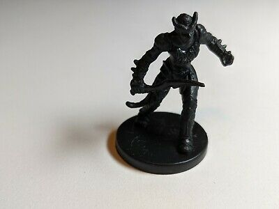 $ CDN39.63 • Buy Very RARE Unpainted  - Tiefling Gladiator - Against The Giants - D&D Miniature