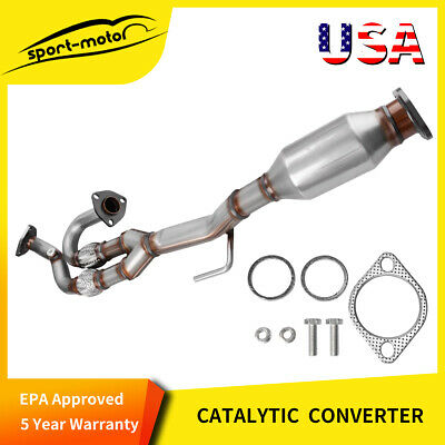 $130 • Buy For 04-06 Nissan Quest Maxima 3.5L Catalytic Converter Flex Exhaust Y-Pipe