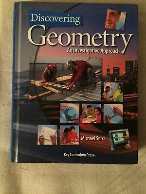 $20 • Buy Discovering Geometry : An Investigative Approach By Michael Serra And Serra...