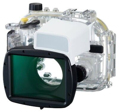 AU510.43 • Buy Canon Case WP-DC53 Water Proof PowerShot G1 X Mark II Compatible From JAPAN NEW