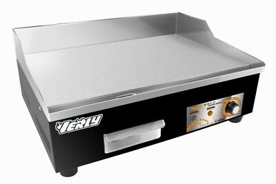 Commercial Electric Griddle 55cm With Stainless Steel Element Hot Plate • 99.99£