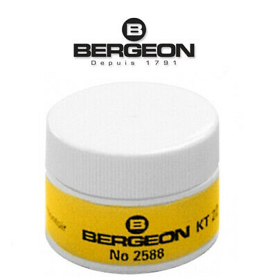 Bergeon 2588-50 Silicon Microlubricant Waterproof Watch Sealing Grease • 21.86£