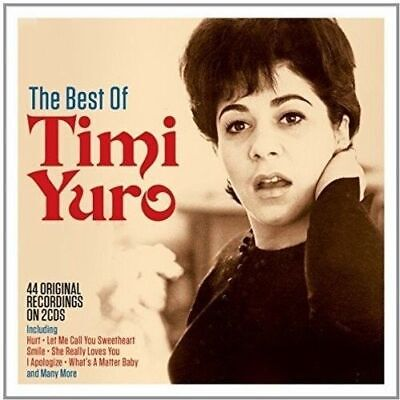 Timi Yuro - The Best Of 2CD • 5.99£