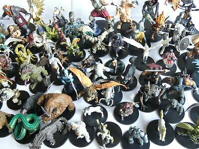 AU35.99 • Buy Random Large/Huge New Dungeons & Dragons Official Prepainted Miniatures - Bulk