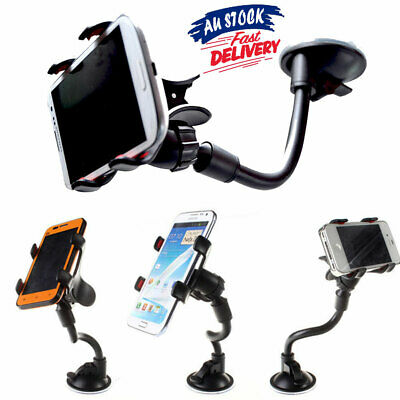 AU11.50 • Buy 360° Mobile Phone Holder Universal Mount For GPS Dashboard In Car Windscreen