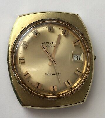 $ CDN100 • Buy Vintage Longines Wittnauer C11KAS 1 Automatic Watch 17 JEWELS For PARTS