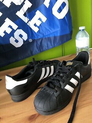 $ CDN60 • Buy *NEW*Adidas Originals Superstar Foundation Men's Athletic Sneakers Black Shoes