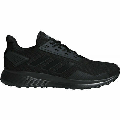 AU89.95 • Buy Mens Adidas Duramo 9 Running School Casual Black Shoe US Sizes