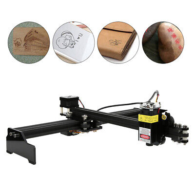 AU280.10 • Buy 1w Laser Engraver Desktop USB DIY Logo Carver Printer Engraving Machine Set