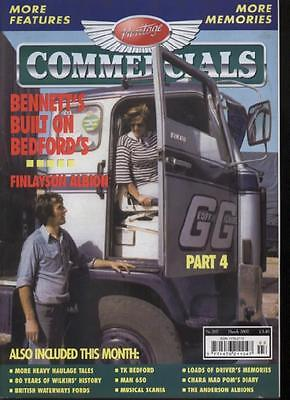 £4.95 • Buy HERITAGE COMMERCIALS MAGAZINE - March 2007