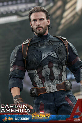 $ CDN356.98 • Buy Avengers: Infinity War~captain America~sixth Scale Figure~mms480~hot Toys~mibs