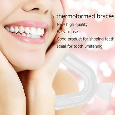 AU6.76 • Buy Thermoforming Dental Mouthguard Teeth Whitening Trays Mouth Guard Oral Care Tool