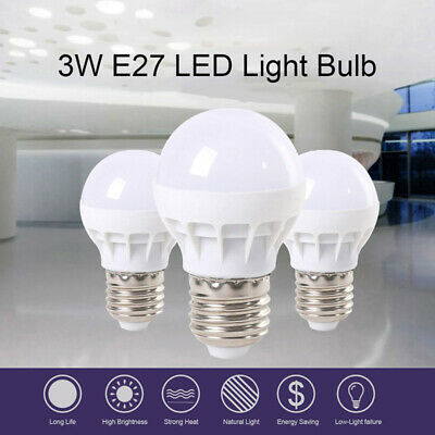 AU5.69 • Buy 1 Pcs LED Light Bulb E27 Base 20 Watt Replacement High Brightness Energy Saving