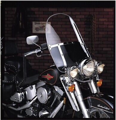 $256.45 • Buy National Cycle Clear Beaded Heavy Duty Windshield Honda Shadow Spirit 750