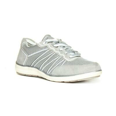 Womens Shoe Lace Up Casual Shoe In Grey By Jana Soft Line • 29.99£