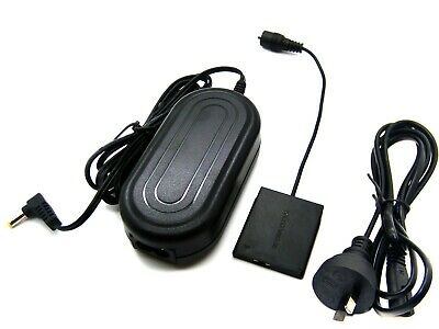 AU26.99 • Buy AC Power Supply Adapter For Canon IXUS 132 133 135 140 145 150 155 160 165 170