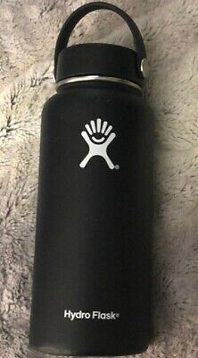 Hydro Flask Wide Mouth Bottle 32 OZ - NEW - FIVE COLOR - AUTHENTIC • 34.99$