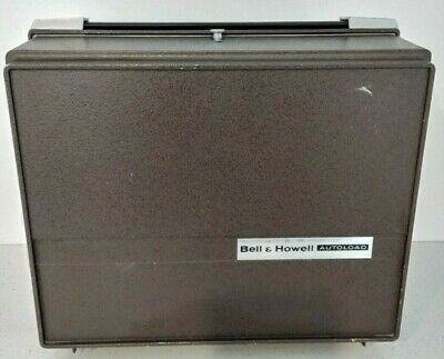 $ CDN60 • Buy 8 Mm Movie Projector Vintage Bell & Howell Autoload As Is