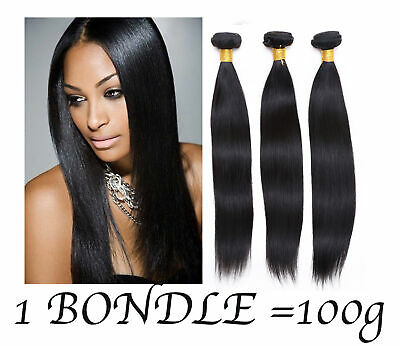 NCLE Quality Curly Russian Remy Human Hair Extensions Double Wefted Brown THICK • 35.99£