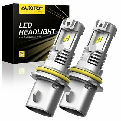 $40.99 • Buy 9007 LED Headlight Cree Hb5 Bulbs Kit For Ford F-150 1992-2003 F-250 1992-1999 E