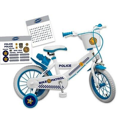 Bike Police 12 Inches Child New • 69.80£