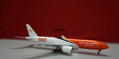 $160 • Buy TNT Airways 2000's Colors B777-200F 1:200 OO-TSC Die-cast Airplane Model