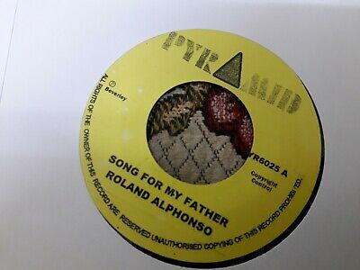 £7.99 • Buy Roland Alphonso , Song For My Father , Nothing For Nothing , 7   Pyramid