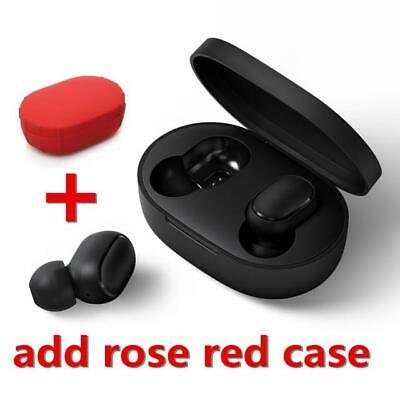 $19.99 • Buy Xiaomi REDMI Airdots Wireless Earbuds Bluetooth 5 With Red Cover GIFT SALE DEAL