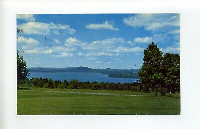 $ CDN6.89 • Buy Rangeley Lakes ME Vintage Postcard, View From Dallas Hill Toward Oquossoc