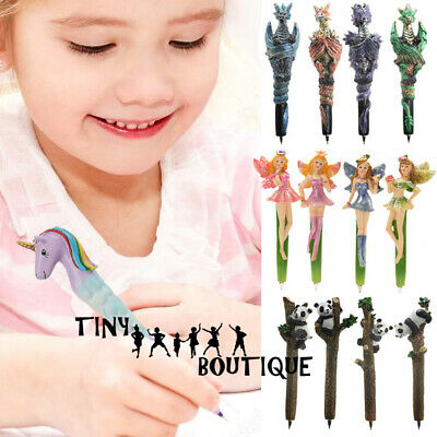 £3.49 • Buy Boy Girl Novelty Pen Kids Fun Stationary Writing Accessories Gift Back To School