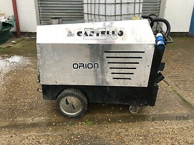 Jet Washer -Electric Powered Jet Was- With Hot Water Powered By Petrol, Car Wash • 650£