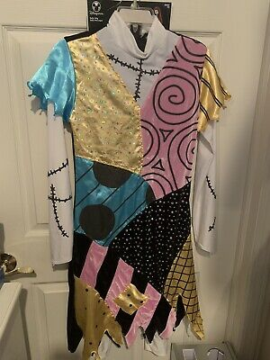 $49.99 • Buy NWOT Disney Store Sally Costume Adult Size Small From Nightmare Before Christmas