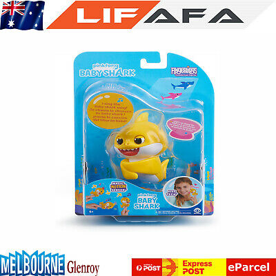 AU40.49 • Buy New Fingerlings Pinkfong Baby Shark Xmas Birthday Gift Item Toy Brand New LF