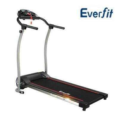 AU260.10 • Buy RETURNs Everfit Electric Treadmill Home Gym Exercise Machine Fitness Equipment P
