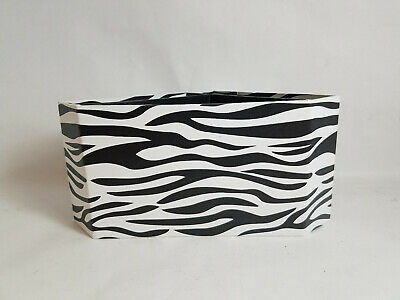 4 Compartment Animal Print Sturdy Desk Top Table Organizer - PreOwned • 8.68£
