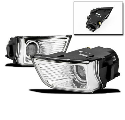 $51.95 • Buy 2003-2005 Toyota 4runner Lower Bumper Driving Projector Fog Light Lamp Clear New