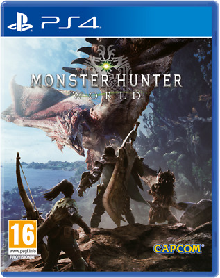 AU25.23 • Buy Monster Hunter World | PlayStation 4 PS4 New