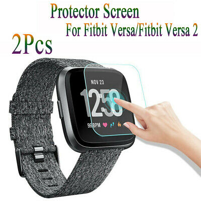$ CDN3.60 • Buy Hydrogel For Fitbit Versa/Fitbit Versa 2 Screen Protectors TPU Protective Film