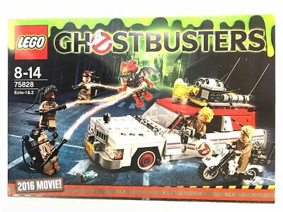 LEGO 75828 Ghostbusters Ecto-1 And 2 - New Factory Sealed • 89.99£