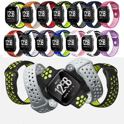 $ CDN6.56 • Buy Durable Wrist Band Strap For Fitbit Versa 2 /LITE /Special Edition Band Replace