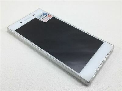 $ CDN217.92 • Buy Au Sony SOV32 White Xperia Z5 Android Unlocked From Japan #1