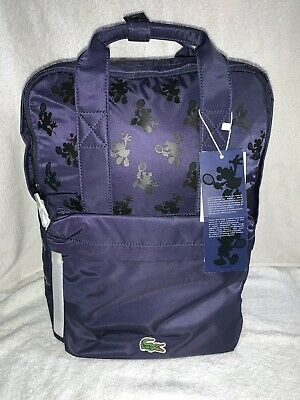 Lacoste Disney Rucksack Backpack Mickey Mouse • 120£