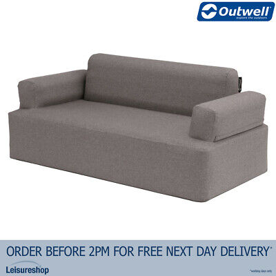 £175.90 • Buy Outwell Lake Superior Inflatable Sofa(Grey) Blow Up/2/Two Person/Camping/Outdoor