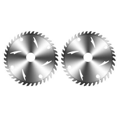 Woodworking Round Saw Blade Aluminium Alloy Cutting Tool Wood Cutting Disc #S5 • 9.62$