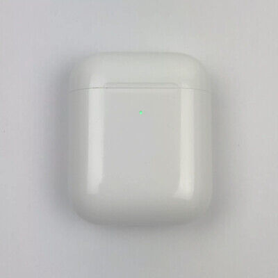 $ CDN63.27 • Buy Apple AirPods OEM Wireless Charging Case ONLY White Model A1938