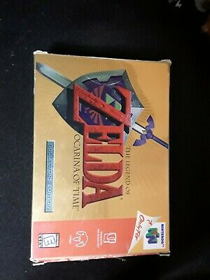 $149.99 • Buy The Legend Of Zelda Ocarina Of Time Collector's Edition Nintendo 64 N64